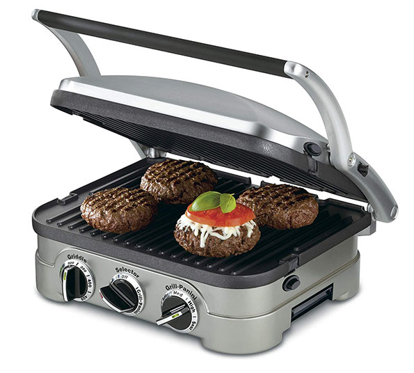 Cuisinart GR-5B Series Griddler Five