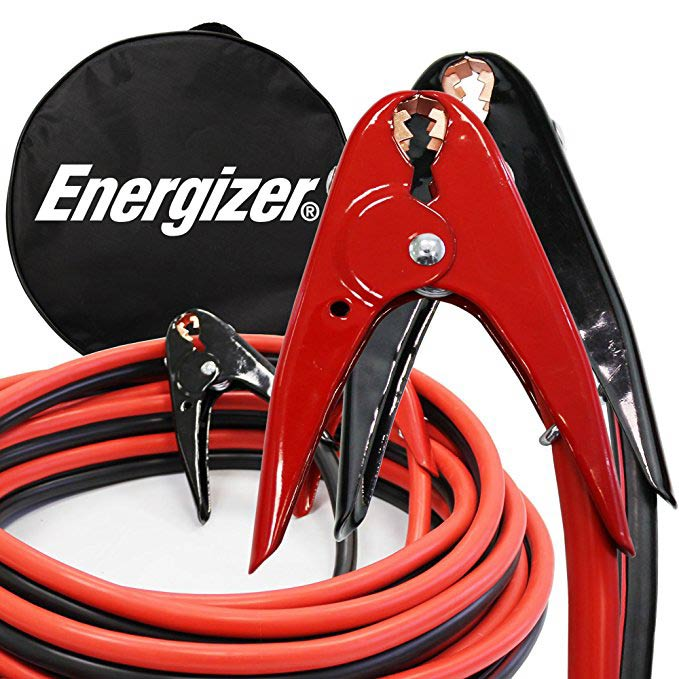 Best Jumper Cable Energizer Heavy Duty Jumper Cable