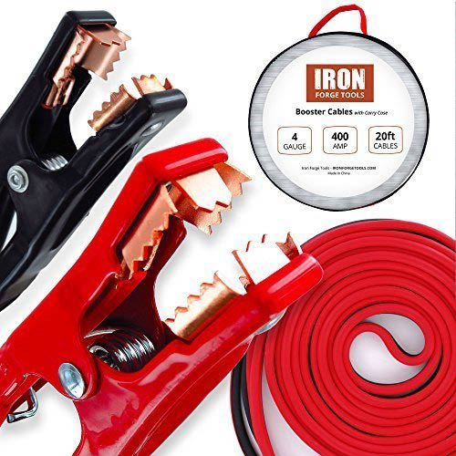 Best Jumper Cable Iron Forge Tools Jumper Cable
