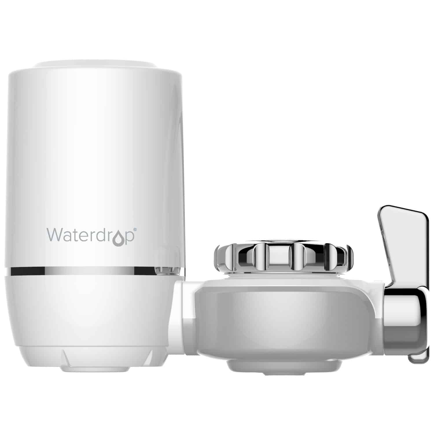 WaterDrop water faucet filtration system